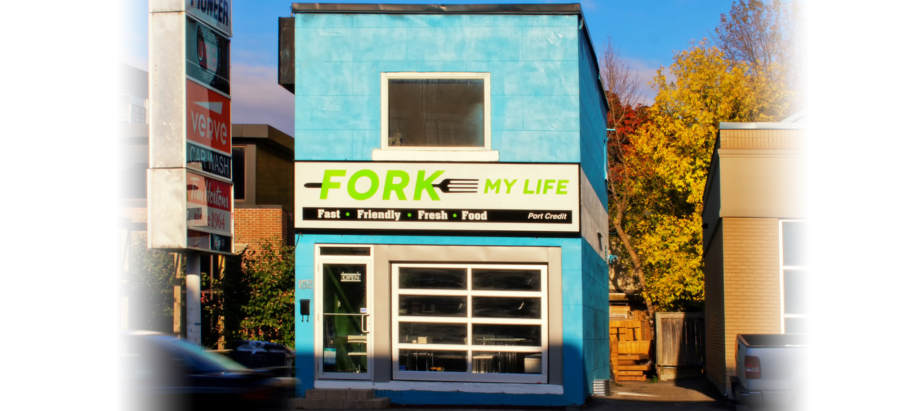Fork My Life Restaurant Port Credit Mississauga