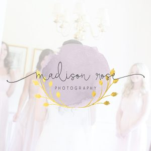 Madison Rose Photography Website 2017