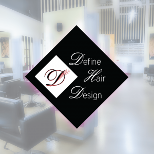 Define Hair Design Website