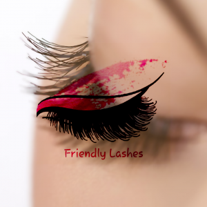 Friendly Lashes by Melanie Website